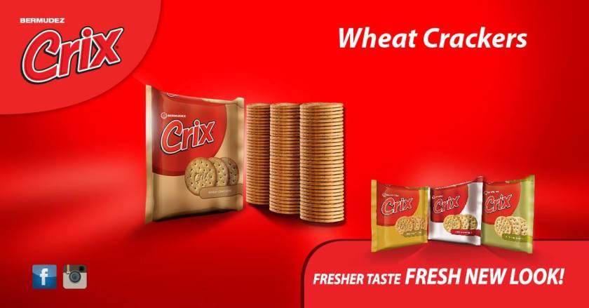 Crix advertising is fabulous